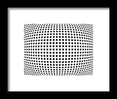 Dot Framed Prints