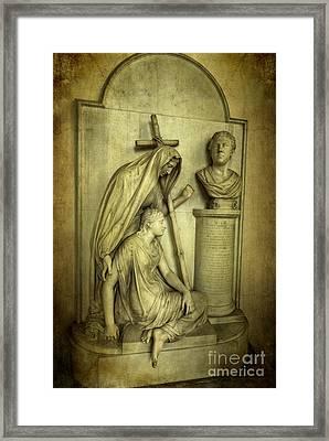 Bulkeley Memorial Framed Print by Adrian Evans