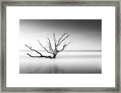 Boneyard Beach Vi Framed Print by Ivo Kerssemakers