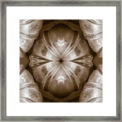 Bundt Pan Design 2 - Framed Print