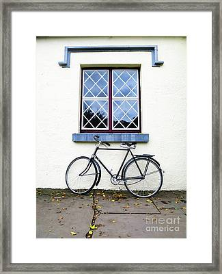 Bunratty Bike Framed Print