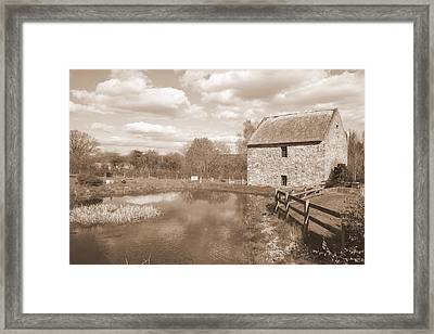 Bunratty Mill Framed Print
