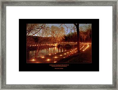 Burnside Bridge 96 Framed Print by Judi Quelland