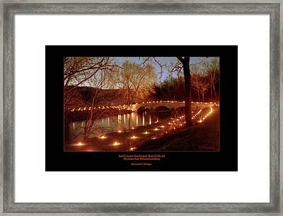 Burnside Bridge 96 Framed Print by Judi Quelland