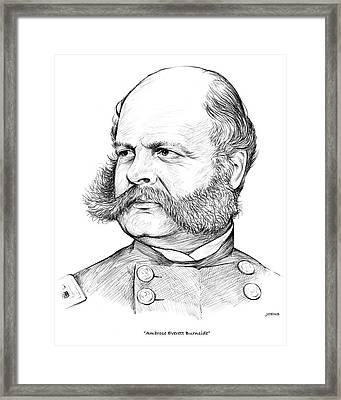 Burnside Framed Print
