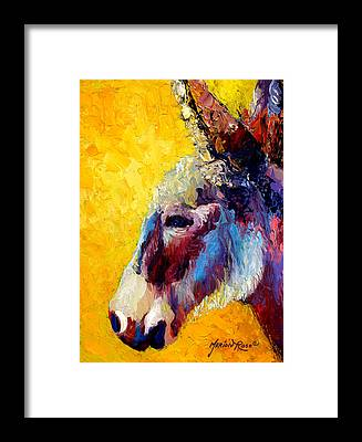 Western Framed Prints