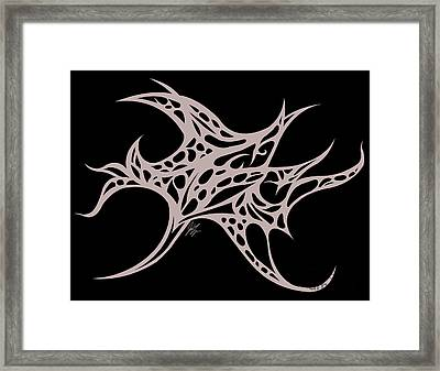 Bushel Of Thorns Framed Print