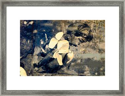 But Only When I Have Grown Up Framed Print by Nicole Frischlich