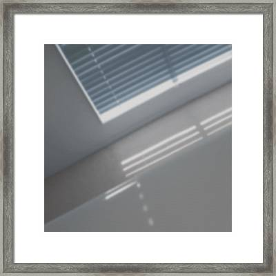 But Soft Framed Print by Stan Magnan