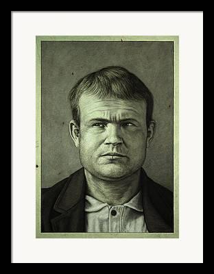 Butch Cassidy Framed Prints