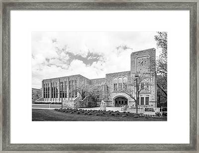 Butler University Atherton Union Framed Print