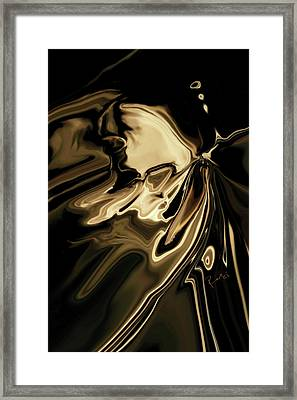 Butterfly 2 Framed Print by Rabi Khan