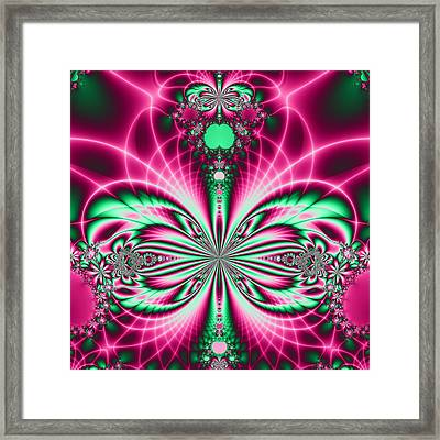 Butterfly 2 Framed Print by Sfinga Sfinga