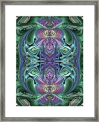 Butterfly Effect Framed Print by John Edwards