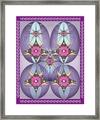 Butterfly2 Framed Print by George Pasini