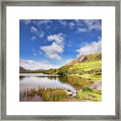 Buttermere, English Lake District Framed Print by Colin and Linda McKie