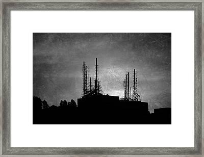 Bw 023 Framed Print by Kam Chuen Dung