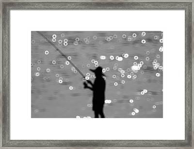 Bw 025 Framed Print by Kam Chuen Dung