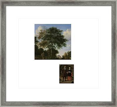 Bw 10 Van De Velde Framed Print by David Bridburg