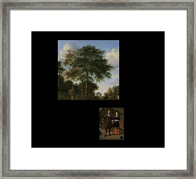 Bw 9 Van De Velde Framed Print by David Bridburg