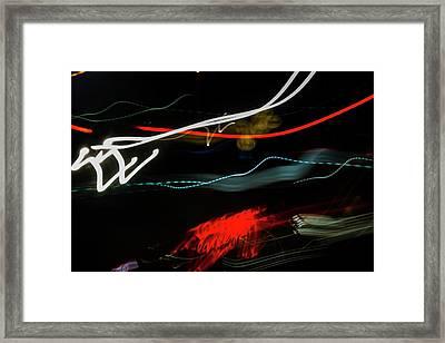 BW Framed Print