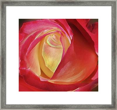 By Any Other Name Framed Print by Marie Leslie
