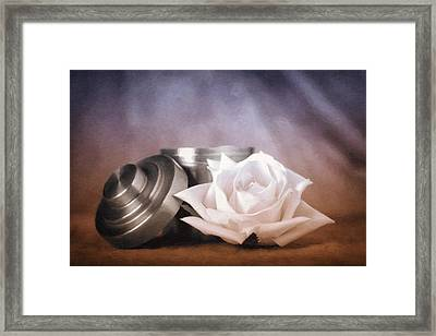By Any Other Name Framed Print by Tom Mc Nemar