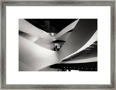 By Design Framed Print by Jessica Jenney