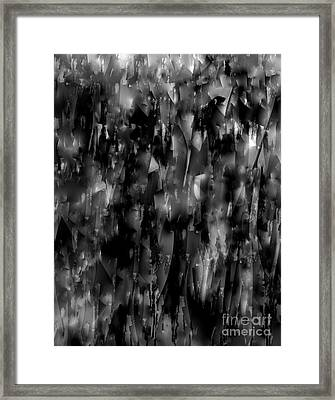 By Invitation Only Framed Print by Catalina Walker