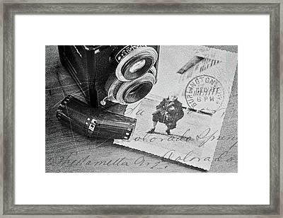 Bygone Memories Framed Print by Patrice Zinck