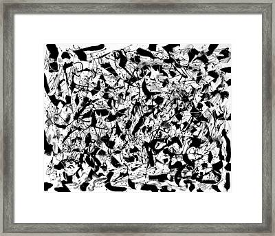 Byrd Framed Print by Wayne Salvatore
