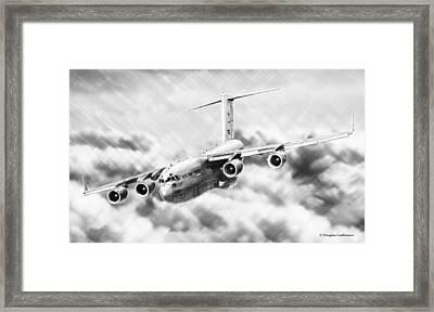 C-17 Framed Print