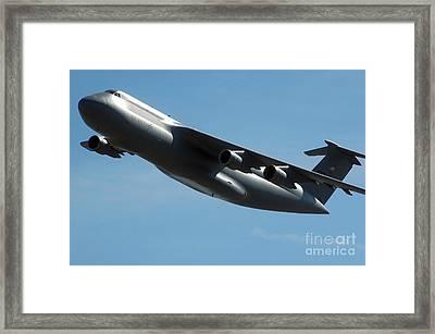 C-5 Galaxy Framed Print by Stocktrek Images