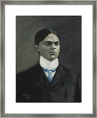 C. Harold Gaffin Framed Print