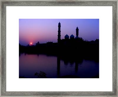C Framed Print by Mohammed Nasir