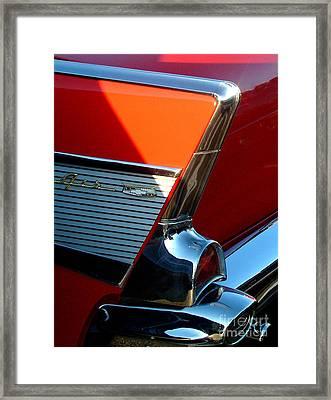 C112 Framed Print