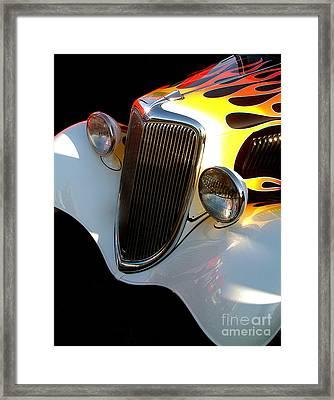 C124 Framed Print