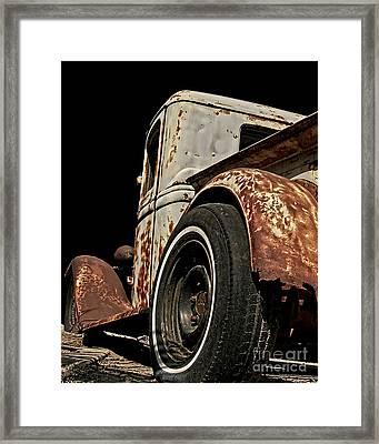 C204 Framed Print