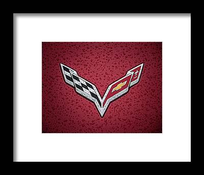 Chevrolet Framed Prints
