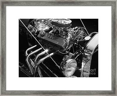 c98 Framed Print