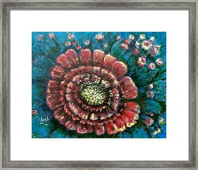 Cactus # 2 Framed Print