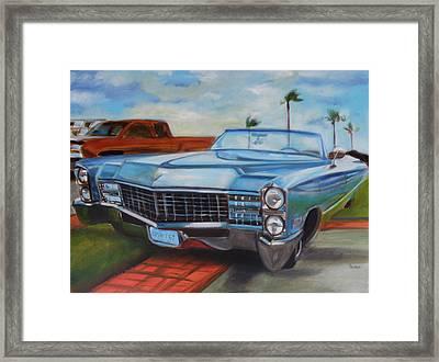 Caddy Spirit Of 67 Framed Print