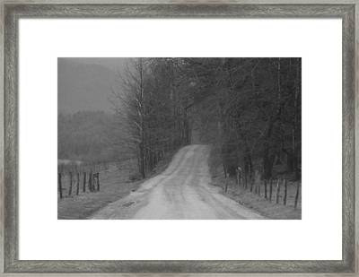 Cades Cove.. Framed Print by Al  Swasey