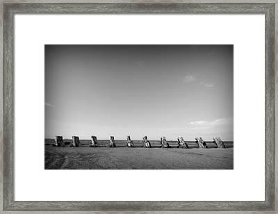 Cadillac Ranch 4 Framed Print