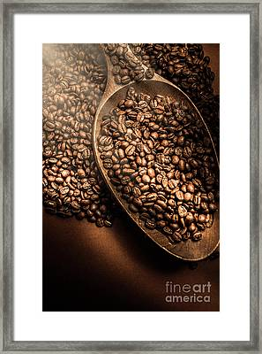Cafe Aroma Art Framed Print by Jorgo Photography - Wall Art Gallery