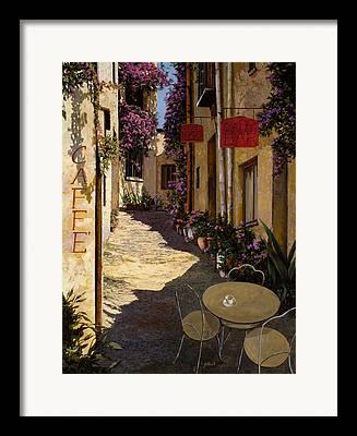 Coffe Framed Prints