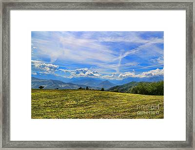 Cahecho 155a7765a Framed Print