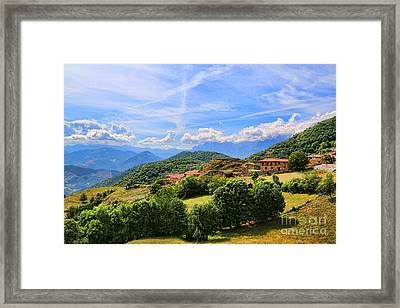 Cahecho 155a7766 Framed Print