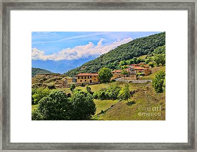 Cahecho 155a7770 Framed Print