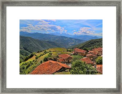 Cahecho 155a7805 Framed Print